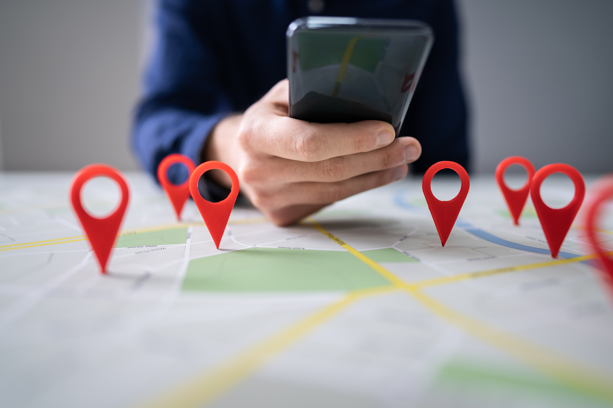 Optimizing Your Business for Local Searches