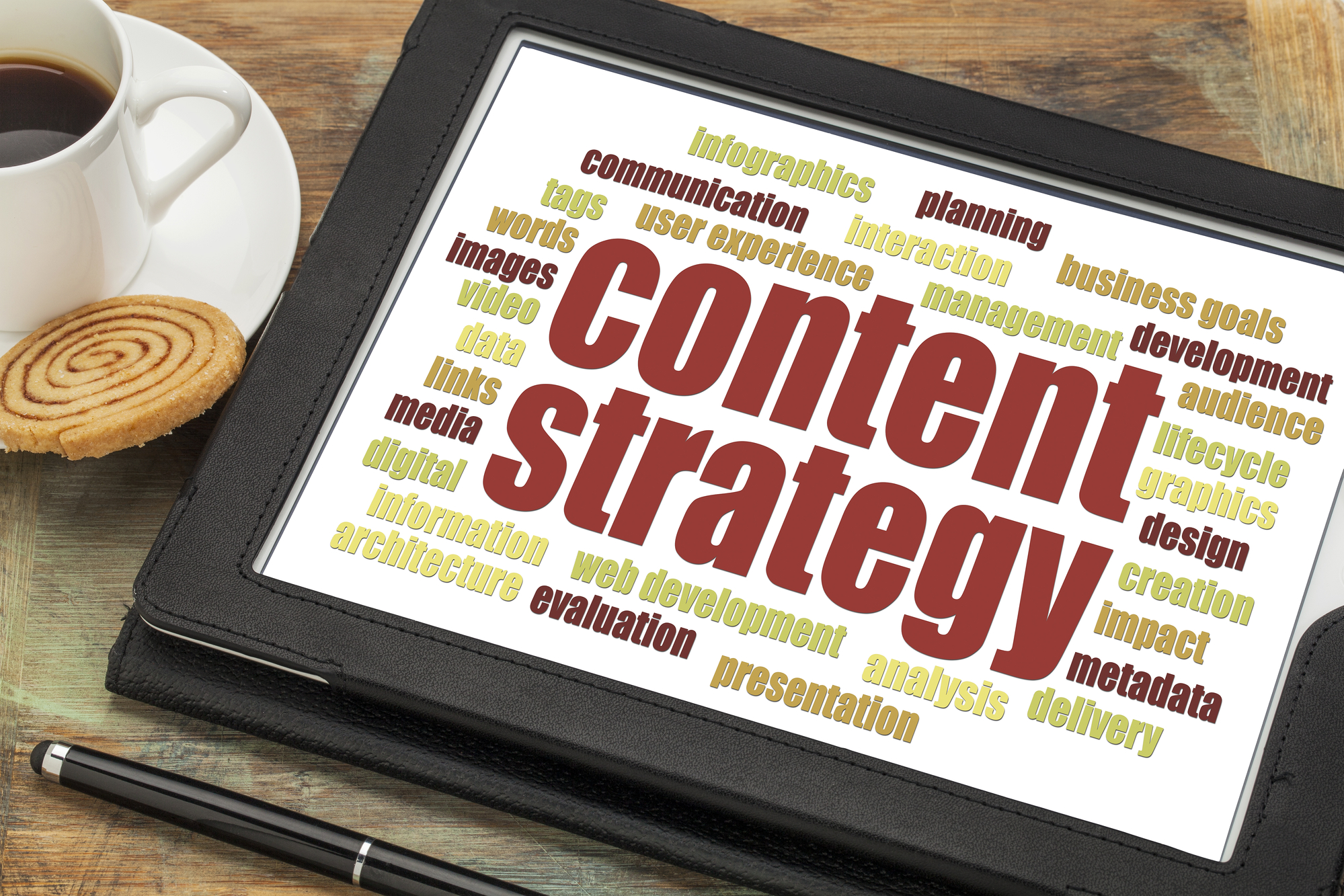 5 Tips For Creating A Content Strategy
