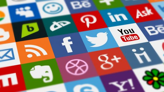 3 Reasons Why Social Media is your Best Marketing Tool | photo of a variety of social media icons
